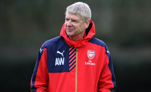 ST ALBANS, ENGLAND - JANUARY 1: of Arsenal during a training session at London Colney on January 1, 2016 in St Albans, England. (Photo by Stuart MacFarlane/Arsenal FC via Getty Images)