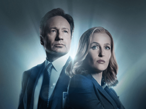 WATCH: Here's the first minute of the brand new The X-Files airing in February