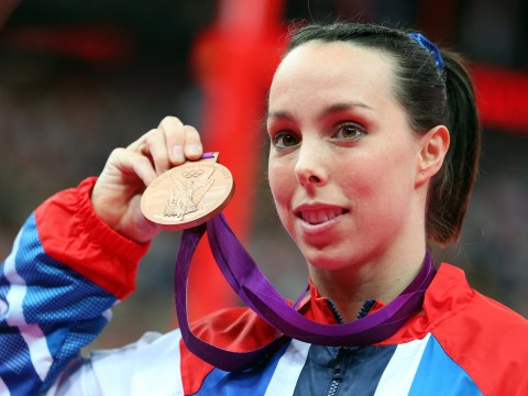 The Jump's Beth Tweddle confirms she is 'walking by herself' after back surgery