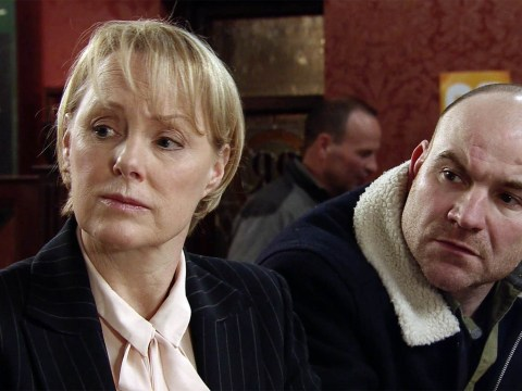 Sally Dynevor thinks about leaving Coronation Street