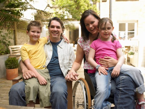 8 things you learn growing up with a disabled parent