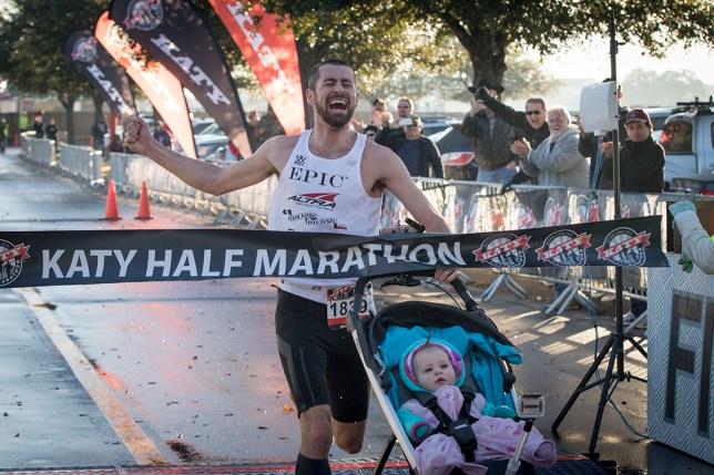 Calum Neff marathon