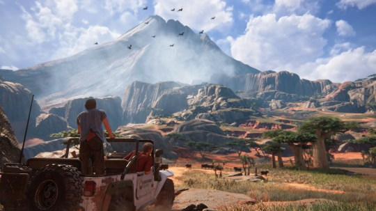 Uncharted 4 - the best-looking PS4 game so far?