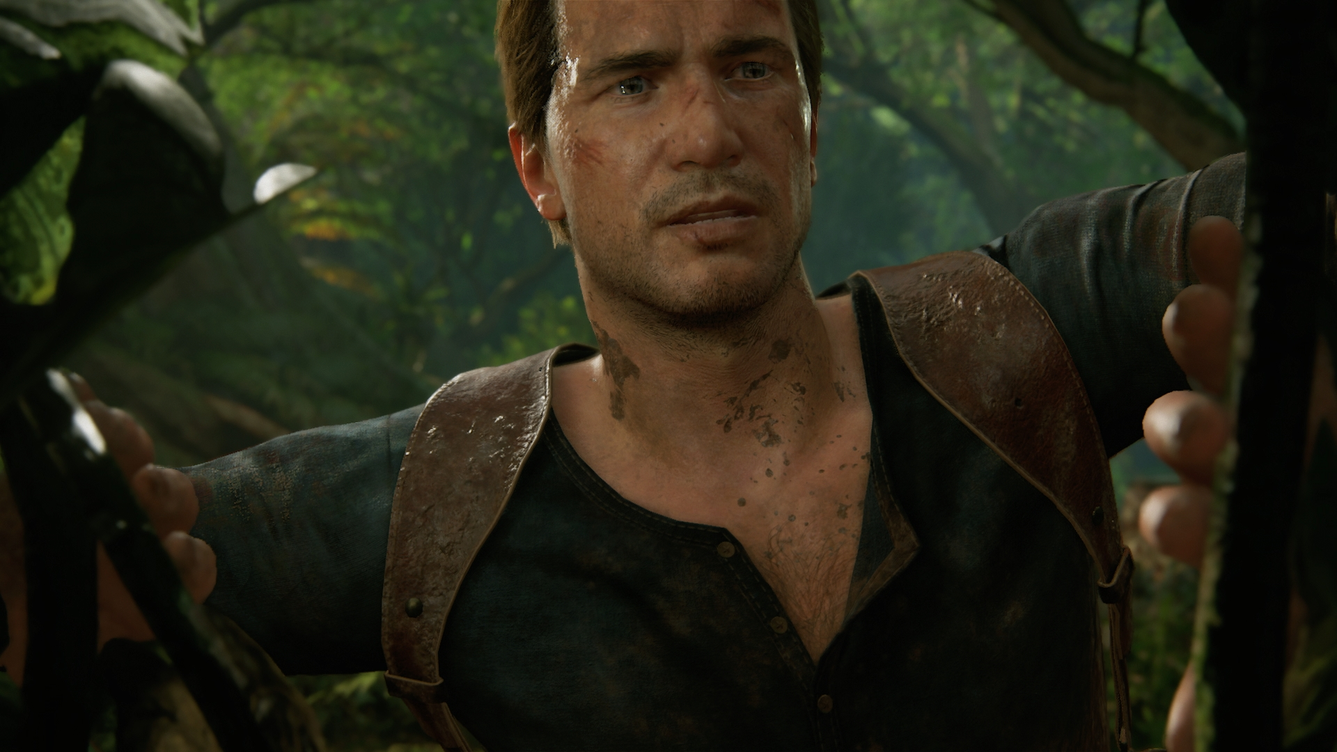 Uncharted 4 - well, it is subtitled 'A Thief's End'
