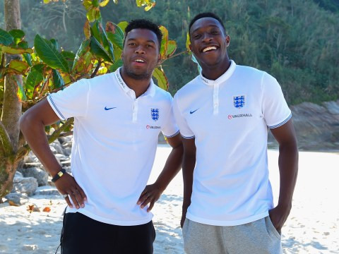 Liverpool's Daniel Sturridge hopes he and Arsenal star Danny Welbeck can fire England to Euro 2016 glory