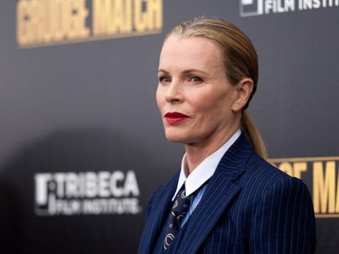 Kim Basinger to play Christian Grey's first 'dom' in Fifty Shades Darker