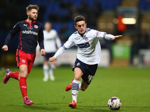 Aston Villa target transfer of Bolton Wanderers star Zach Clough
