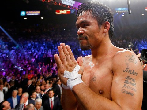 Manny Pacquaio has Nike contract terminated following homophobic comments
