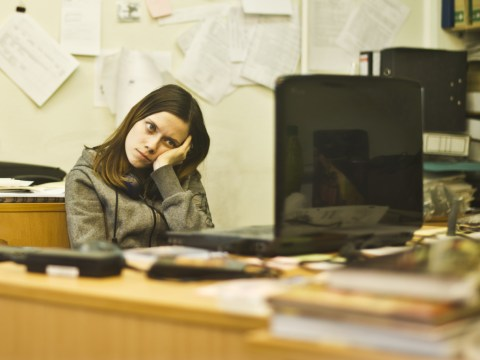 18 signs you really hate your job