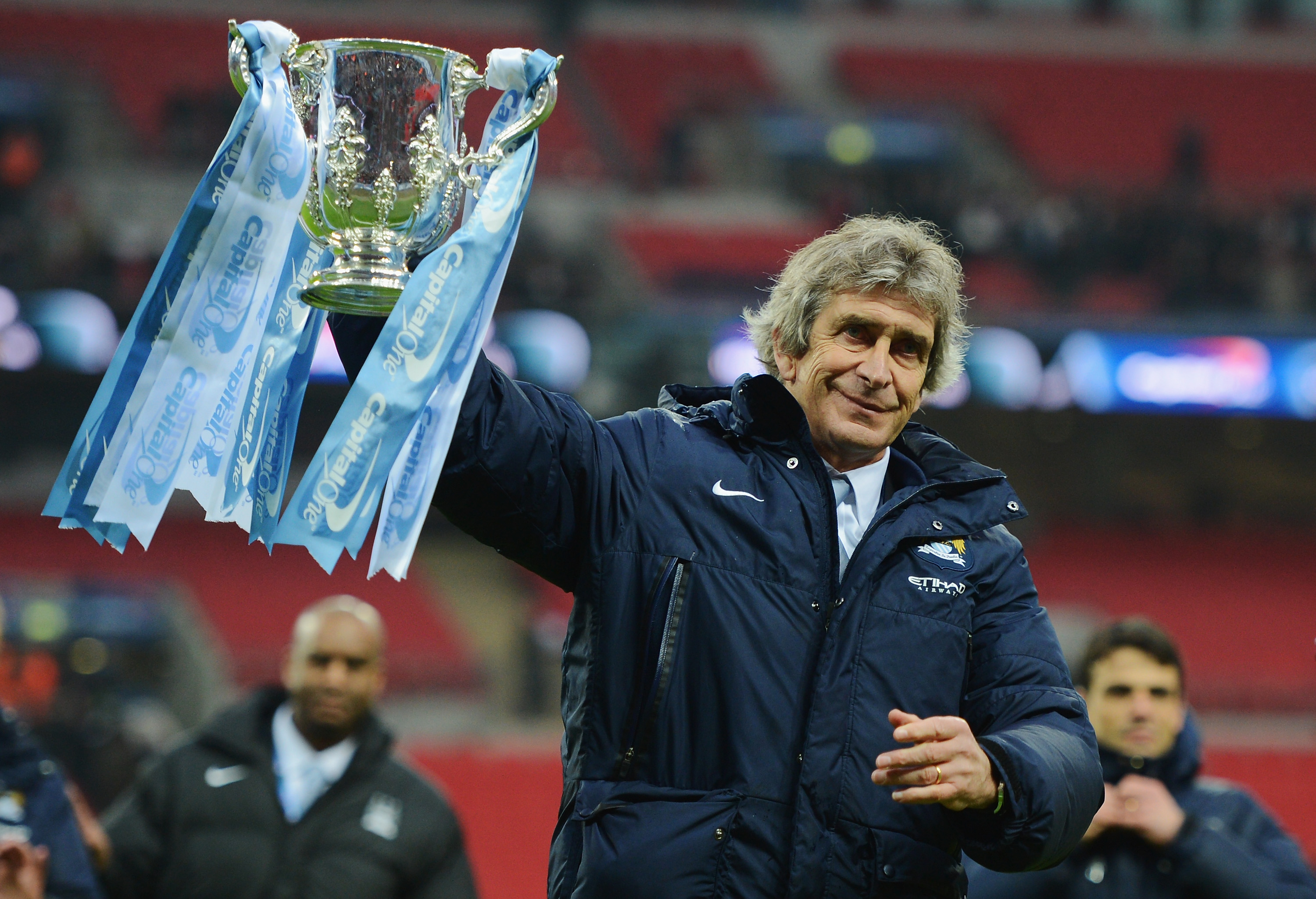 Capital One Cup final victory over Liverpool would boost Manchester City's title push and give Manuel Pellegrini a fitting send-off