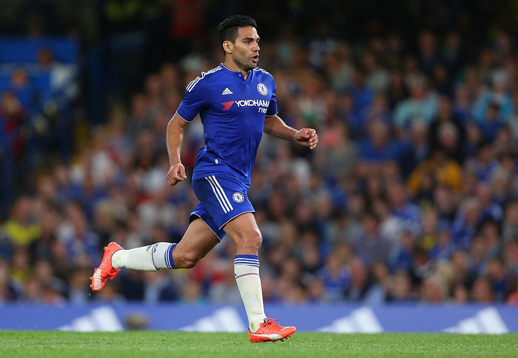 Chelsea flop Radamel Falcao dumped out of Champions League squad