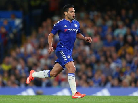 Chelsea flop Radamel Falcao dumped out of Champions League squad