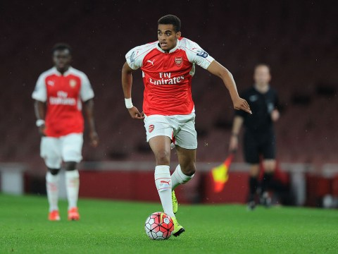 Yassin Fortune signs professional contract with Arsenal
