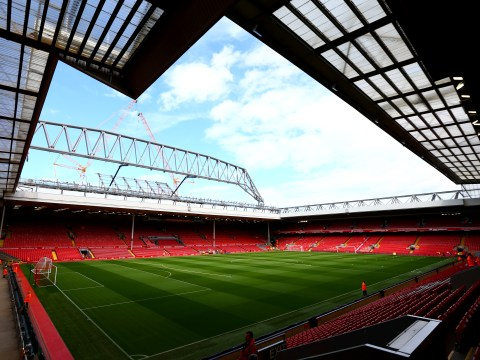 Liverpool looking to secure £90m Anfield naming rights for new Main stand