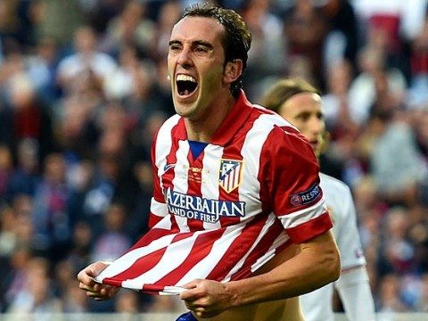 Rumour: Manchester United keen on Diego Godin transfer