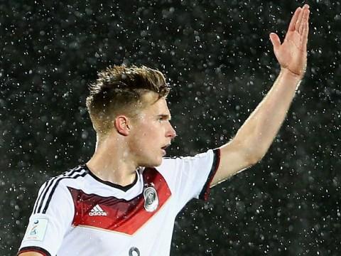 Manchester United scouting Werder Bremen youngster Johannes Eggestein
