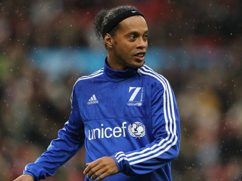 Ronaldinho rejected Leicester City transfer offer