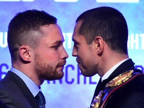 Carl Frampton v Scott Quigg: What time does the fight start and how can I watch it? Betting odds, TV times and undercard news