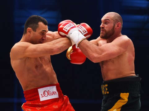 World heavyweight champion Tyson Fury considering quitting boxing