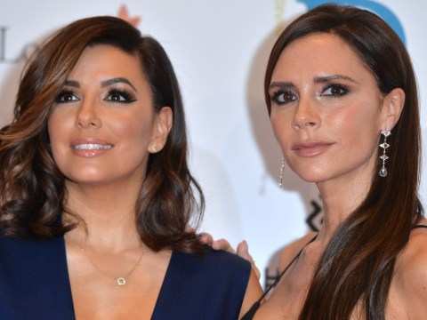 Eva Longoria gives a hilarious dramatic reading of Spice Girls hit Wannabe