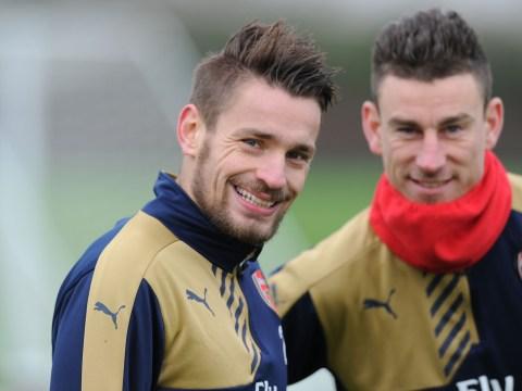 Mathieu Debuchy joins Bordeaux on season-long loan from Arsenal