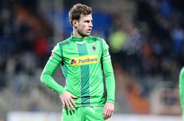 BOCHUM, GERMANY - JANURARY 16: Havard Nordtveit of Borussia Moenchengladbach during the friendly match between VfL Bochum and Borussia Moenchengladbach at Rewirpowerstadion on January 16, 2016 in Moenchengladbach, Germany (Photo by Christian Verheyen/Borussia Moenchengladbach via Getty Images)