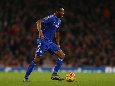 Chelsea star John Obi Mikel unbeaten in 25 games under Guus Hiddink