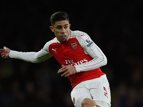 Gabriel Paulista misses training ahead of Arsenal's title clash with Leicester City