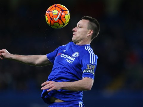 Should Arsenal try and sign Chelsea's John Terry on a free transfer?