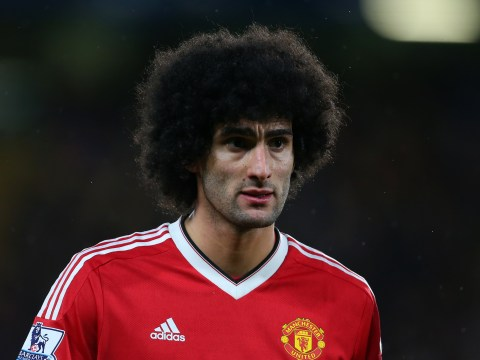 Rumour: AC Milan to ask Manchester United for help to fund £12million Marouane Fellaini transfer deal
