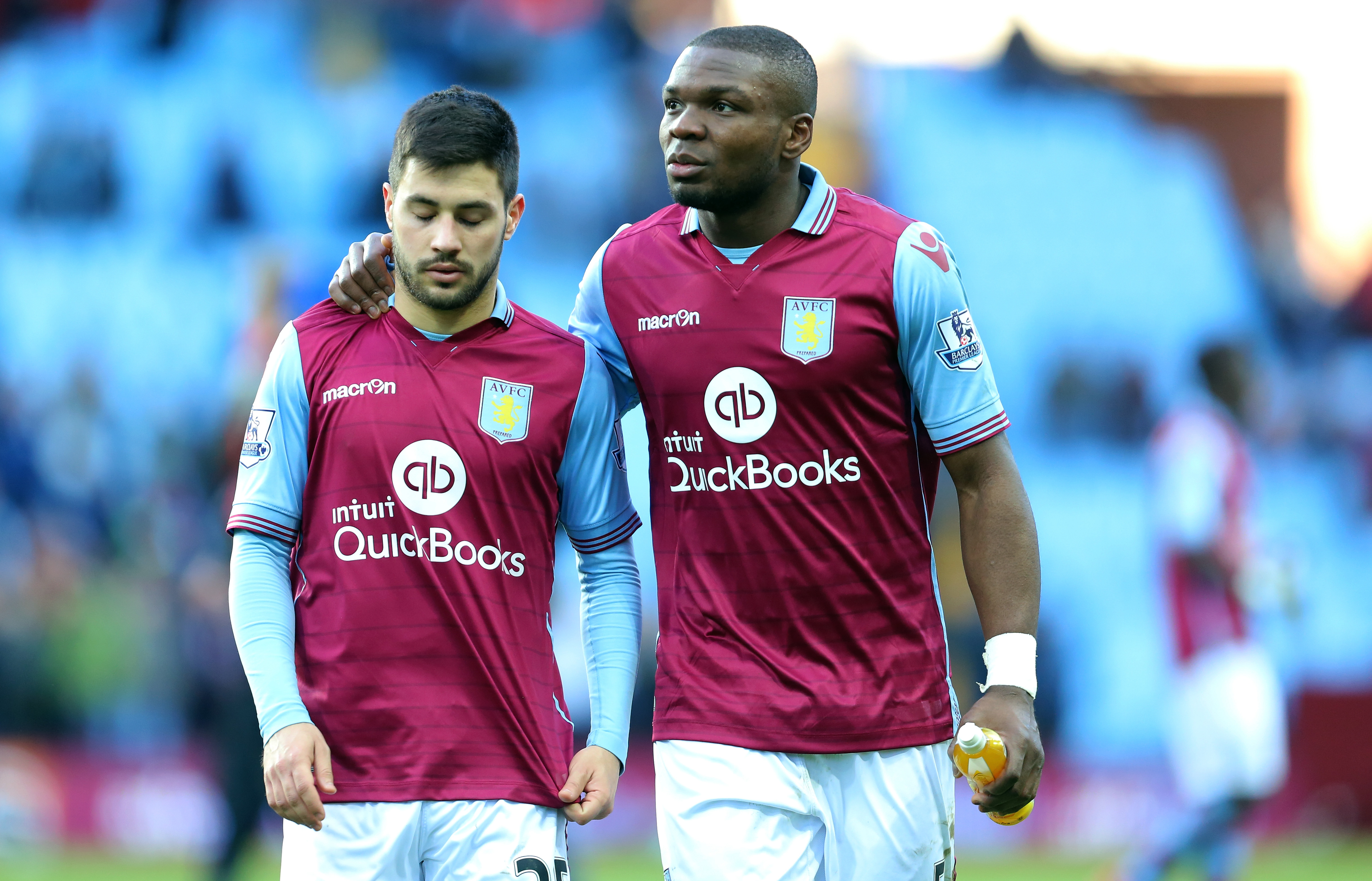 Aston Villa's capitulation shows even the players have accepted relegation