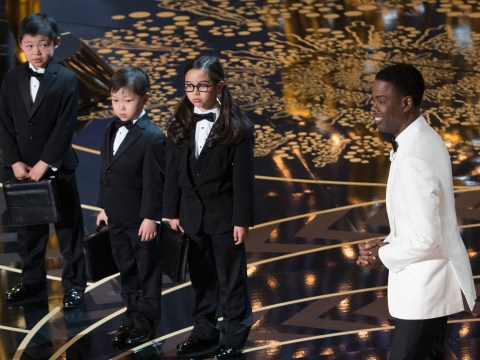 The one Chris Rock joke that DIDN'T go down well at the Oscars