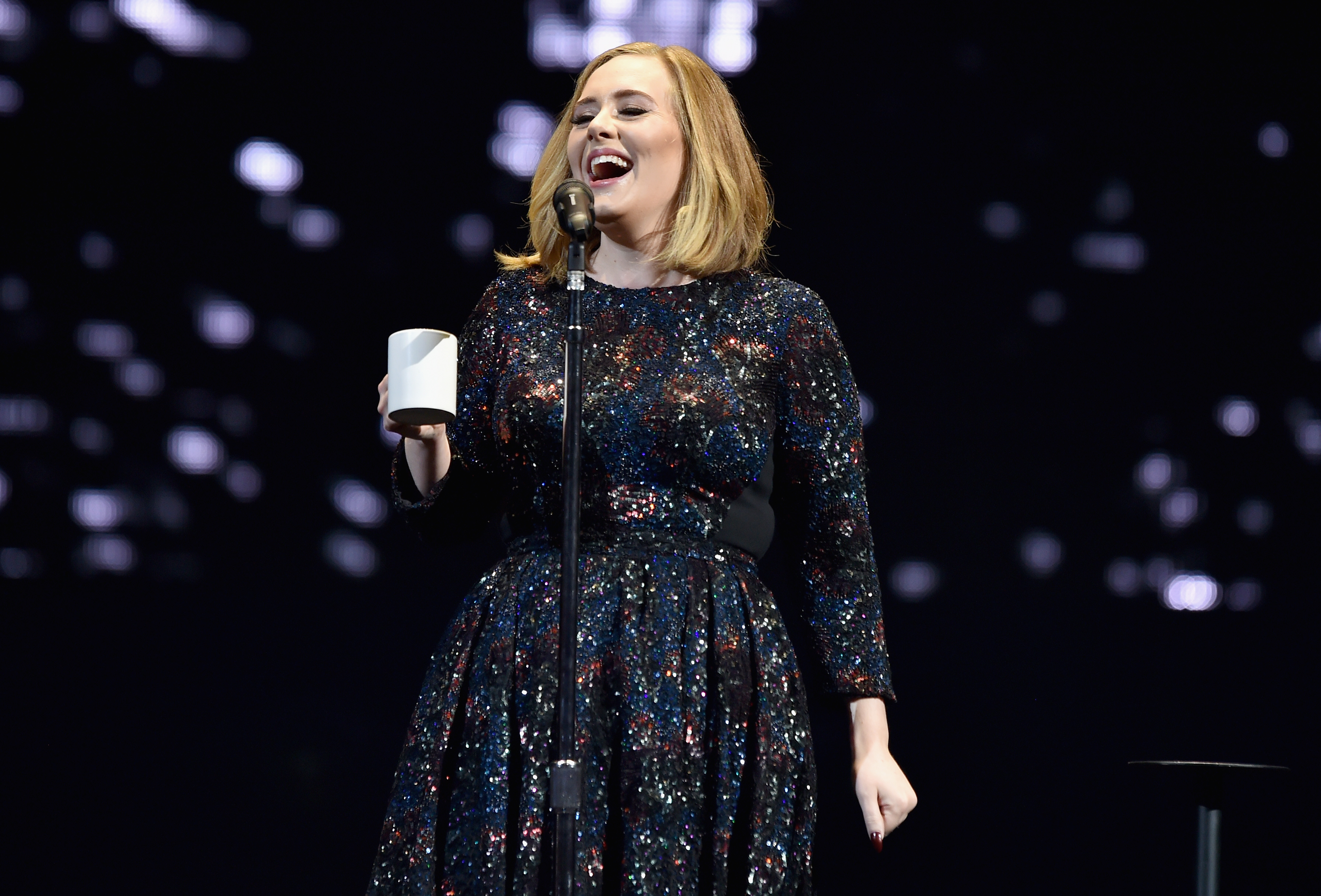 Emily Eavis just dropped the biggest hint yet that Adele WILL headline Glastonbury 2016 (even though the crowds are 'too big')