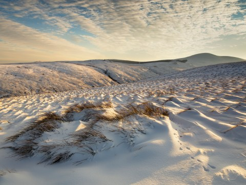10 amazing places for a winter walk in the UK