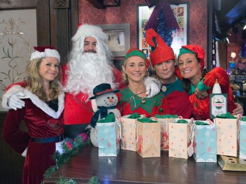EastEnders already have their Christmas storylines planned