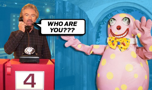 Noel Edmonds has a stalker Credit: REX/Metro