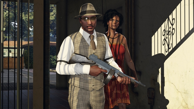 GTA Online - romance will be dead soon enough