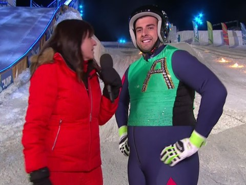 The Jump 2016: TOWIE star James Argent is out again days after replacing Linford Christie on the show