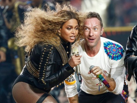 Beyonce to headline Glastonbury with Coldplay? She will if Chris Martin has anything to do with it