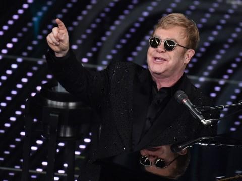 Elton John in talks to join Taron Egerton and Halle Berry in Kingsman 2