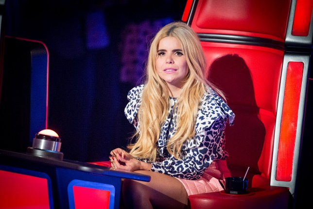 Paloma Faith on the Voice