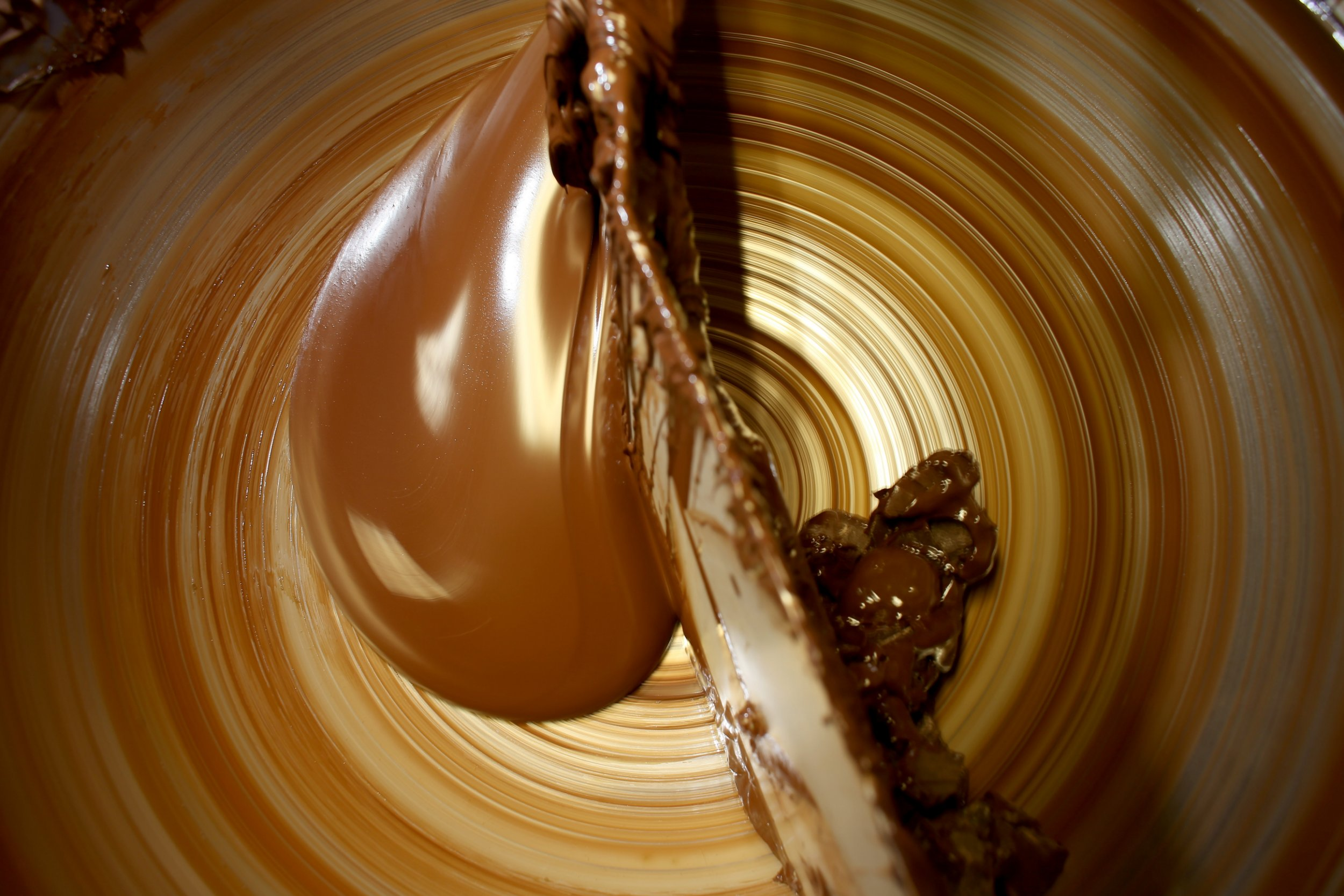 Try not to panic, but the world is heading for a 'chocolate deficit' Credit: Getty Images