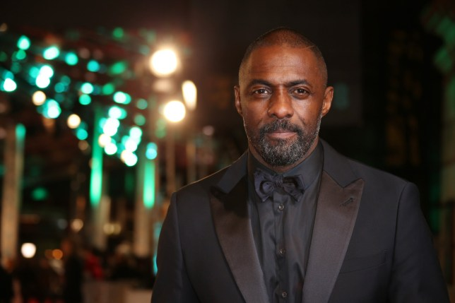 Actor Idris Elba poses for photographers upon arrival at the BAFTA 2016 film awards at the Royal Opera House in London, Sunday, Feb. 14, 2016. (Photo by Joel Ryan/Invision/AP)