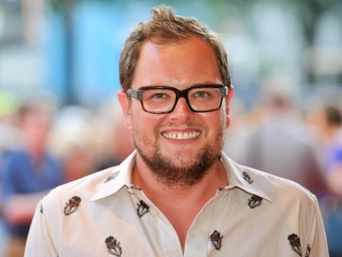 Alan Carr turned down the chance to be on The Jump – for fear he would end up injured