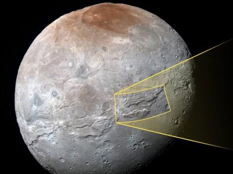 Wait, what? Pluto's biggest moon has an ancient ocean?