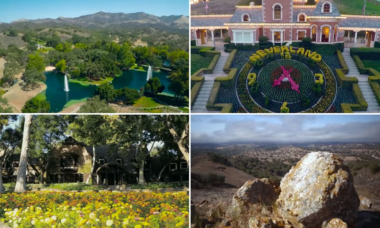 You can still buy Michael Jackson's Neverland ranch – but it'll cost you $100m