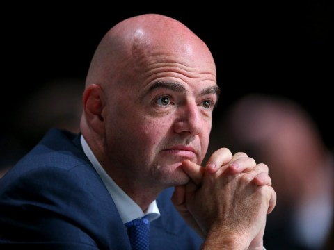 Fifa president Gianni Infantino linked to Panama Papers