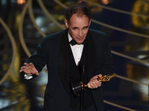 Oscars 2016: Mark Rylance gives a heartfelt acceptance speech as he wins best supporting actor