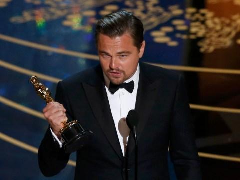 The real reason Leonardo DiCaprio handed over his Oscar