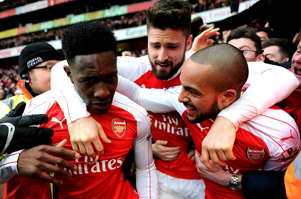Stat shows Arsenal are actually more dangerous than Barcelona